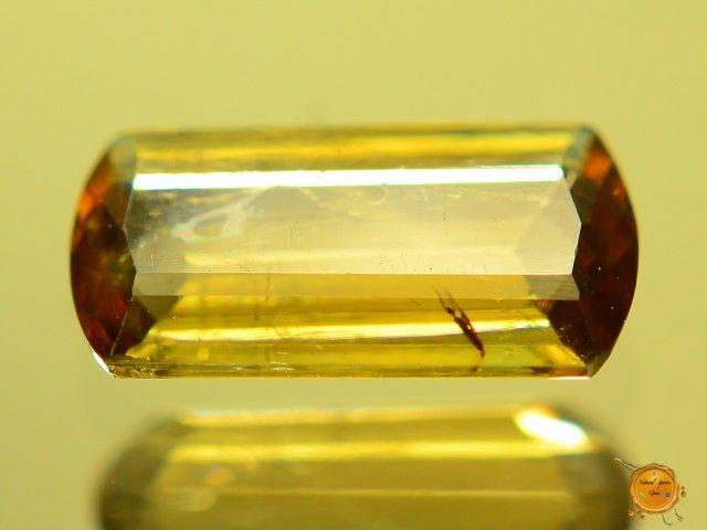 Extreme Rare 1.080 ct Natural Axinite ~ Durand Line