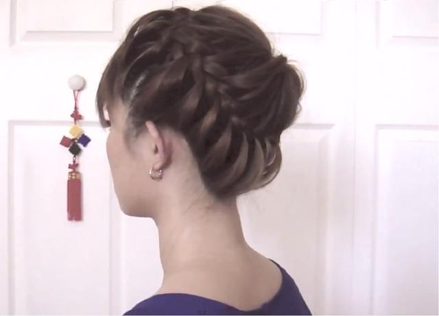 PEINADOS PARA FIESTA DE PROMOCION: Starburst Explosion Updo : Peinados y cortes de cabello