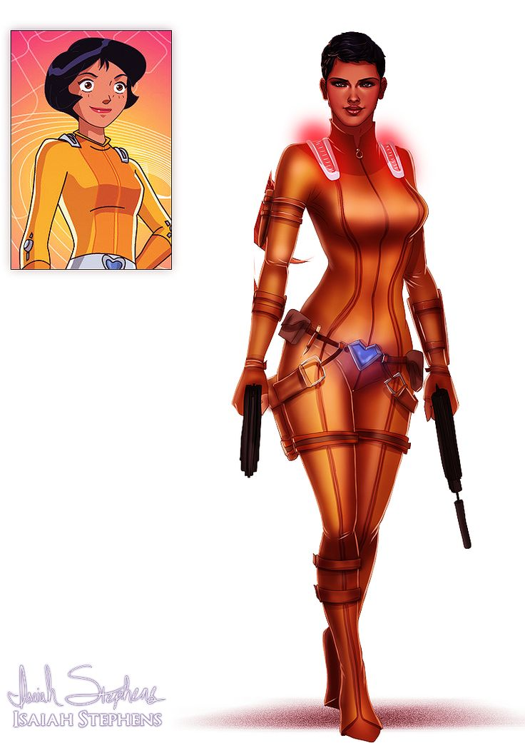 139 best totally spies tr s espi s demais images on pinterest - Deguisement totally spies adulte ...