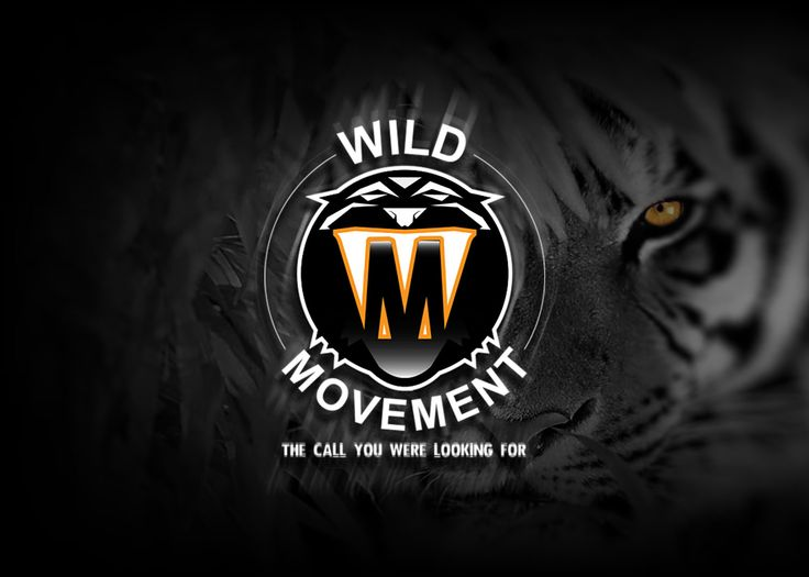 "Logo: ""Wild Movement""  #logo #creativelogo #ilovelogo #logoWildMovement #WildMovement #graphicdesignlogo #graphiclogo #WildMovementgraphic"