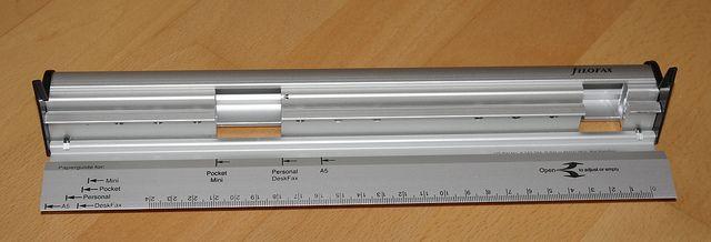 Filofax Multi-Fit Locher/Hole Punch