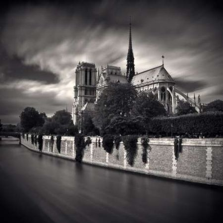 Notre Dame, I want to go here!
