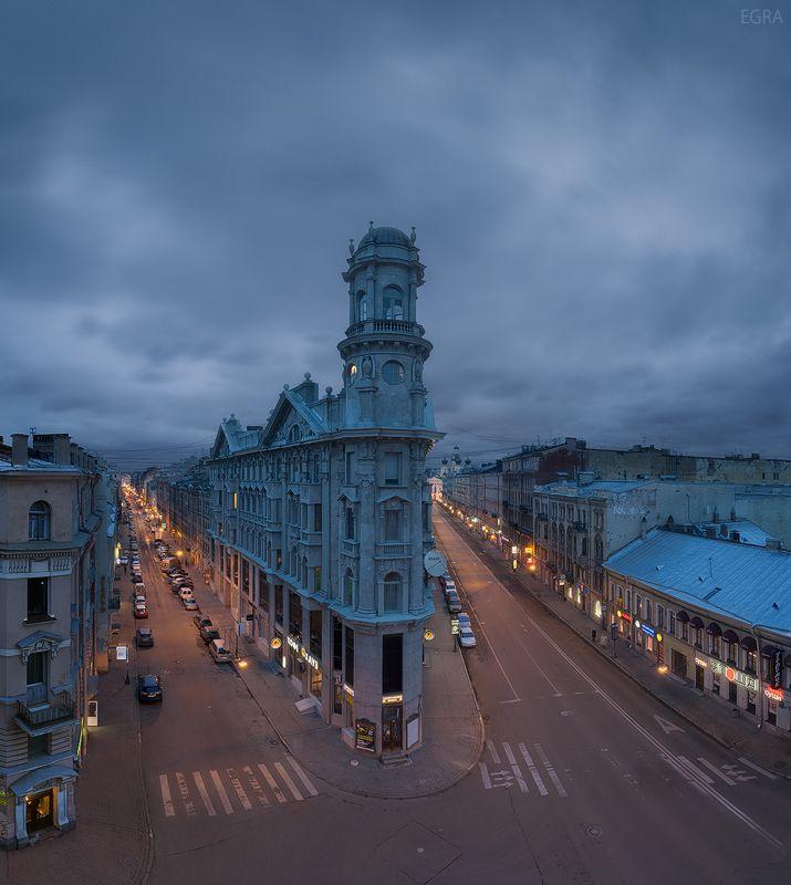 EGRA - Петербург : весна с крыш