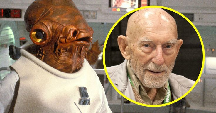 'Star Wars' Admiral Ackbar Voice Actor Erik Bauersfeld Passes Away at 93 -- Erik Bauersfeld, who provided the iconic voice of Admiral Ackbar and Bib Fortuna in the 'Star Wars' movies, passed away today at the age of 93. -- http://movieweb.com/star-wars-erik-bauersfeld-dead-admiral-ackbar-bib-fortuna/
