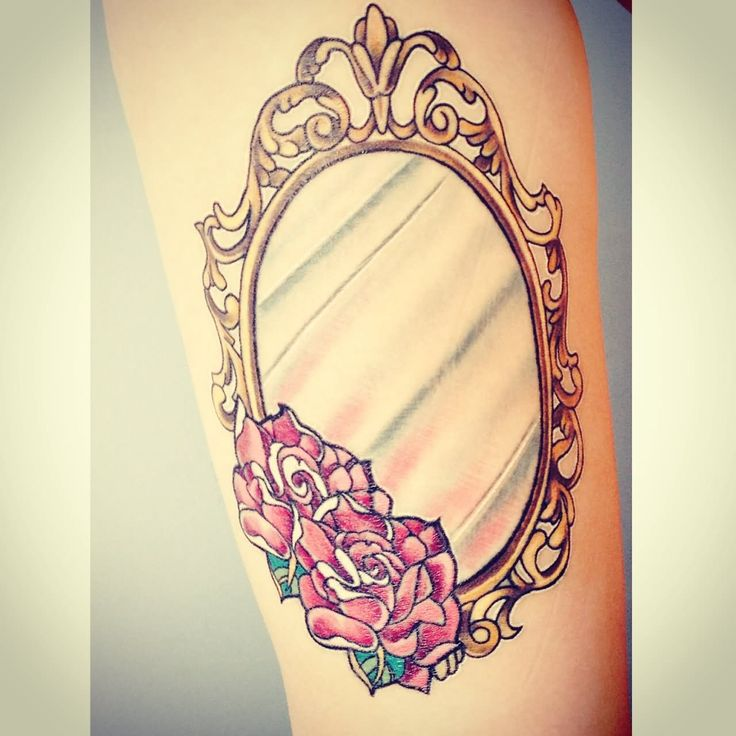 70 Perfect Tattoos That Every Woman Can Pull Off: Best 25+ Mirror Tattoos Ideas On Pinterest