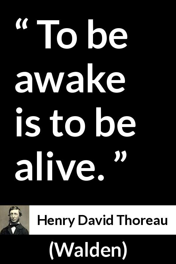 Henry David Thoreau Quote About Living From Walden Thoreau Quotes Quotes To Live By Henry David Thoreau Quotes