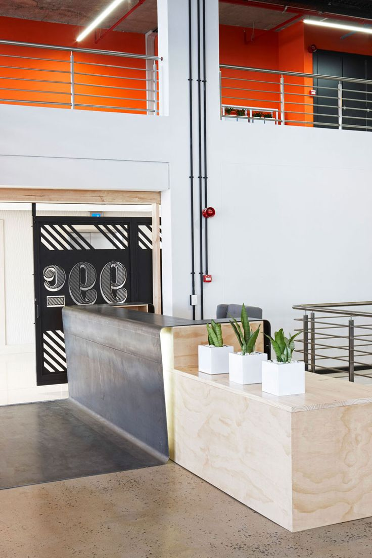 Inhouse's Ship-Shape Office For Ad Agency Ninety9Cents