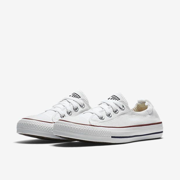 Converse Chuck Taylor All Star Shoreline Women's Slip-On Shoe Size 11  (White)