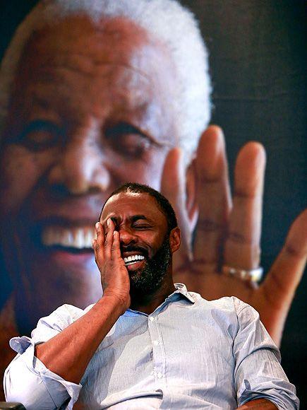 TWICE THE SMILES photo   Idris Elba
