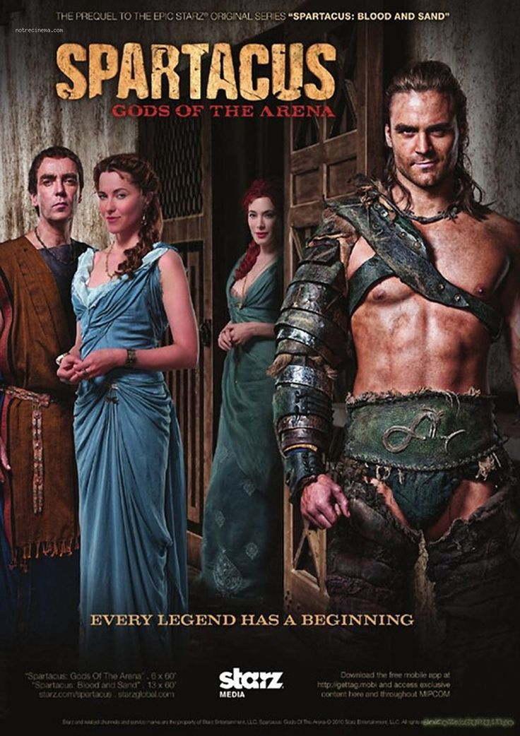 Those of us who have seen ' Spartacus: Blood and Sand,' which is set five years after the events of ' Gods of the Arena,' know who won't die. Description from usbuzzblog2.blogspot.com. I searched for this on bing.com/images