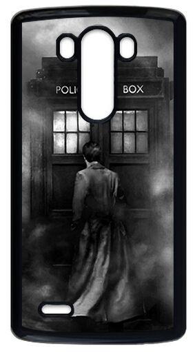 ТВ-Шоу Tardis Доктор Доктор Кто Полиция Коробка Чехол для LG G2 G3 G4 Случае