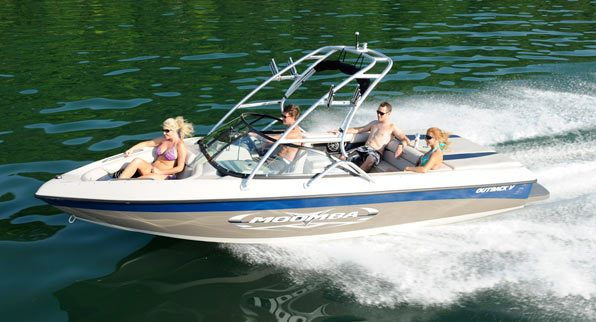 New 2012 Moomba Boats Outback V Ski and Wakeboard Boat Photos- iboats.com