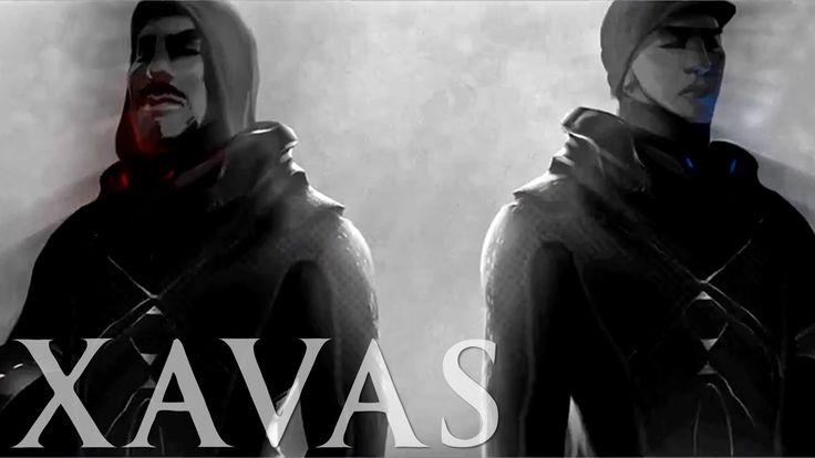 """XAVAS """"Du wirst sehen - Gespaltene Persönlichkeit: Tour Intro"""" (Official..."""