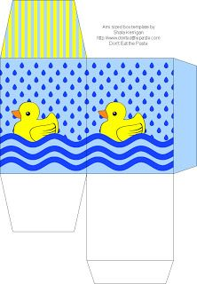 Don't Eat the Paste: Rubber Duckie Box