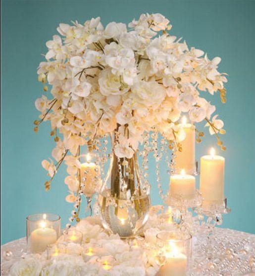 David Tutera Wedding flowers