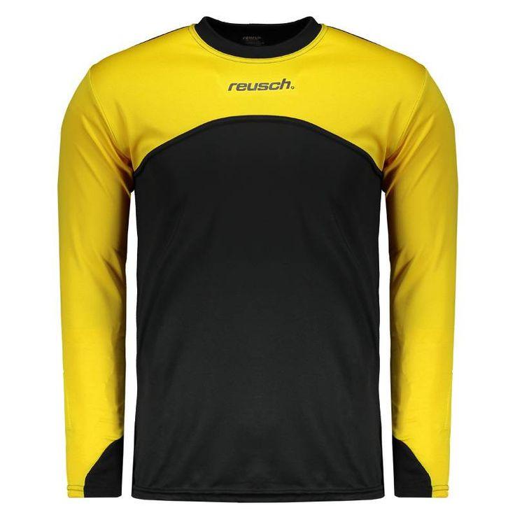 Camisa Reusch Wizard Goleiro Manga Longa Amarela Somente na FutFanatics você compra agora Camisa Reusch Wizard Goleiro Manga Longa Amarela por apenas R$ 49.90. Goleiros. Por apenas 49.90
