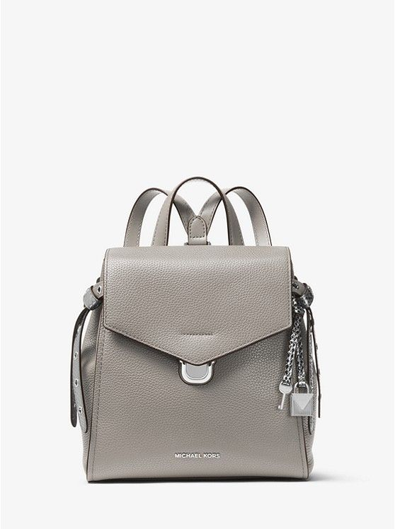 Bristol Small Leather Backpack preview0 Mk Bags Sale 570c1e9dc06