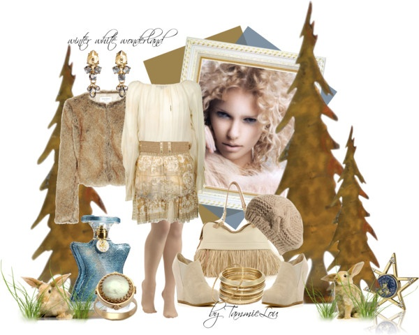 """""""winter white wonderland"""" by tammielou1958 on Polyvore"""