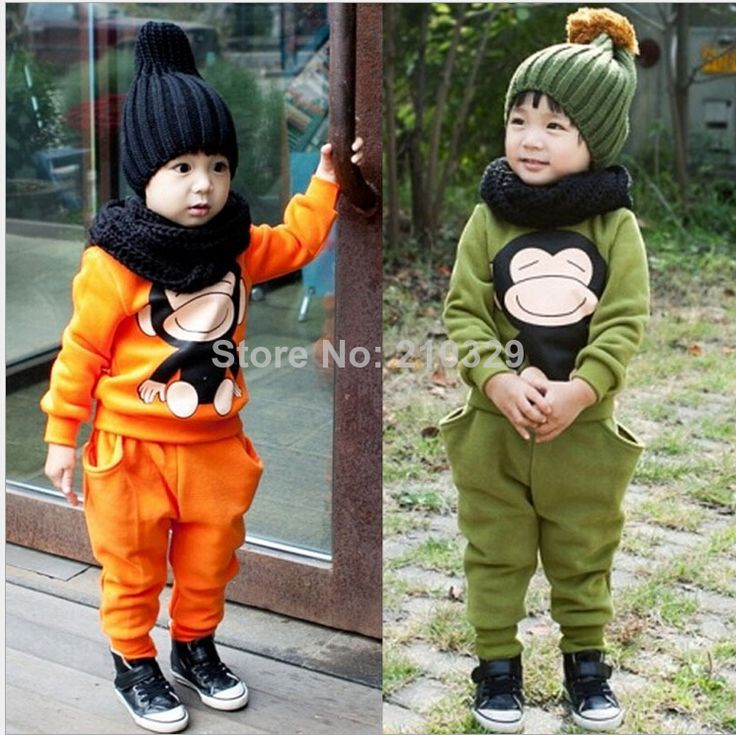 Cheap clothing bicycle, Buy Quality set baby clothing directly from China set addition Suppliers:Free Shipping Monkey Spring autumn children's clothing wholesale children baby boys and girls casual two-piece suit kids
