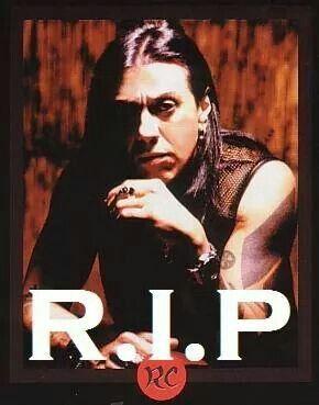 Randy Castillo  Rest well....