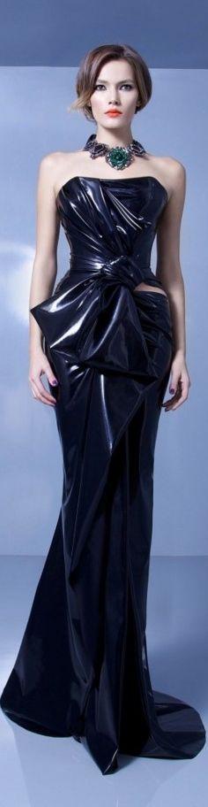 Nicolas Jebran Couture S/S 2013 | The House of Beccaria. V