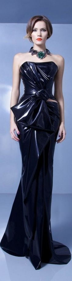Nicolas Jebran Couture S/S 2013 | The House of Beccaria. V♔PM