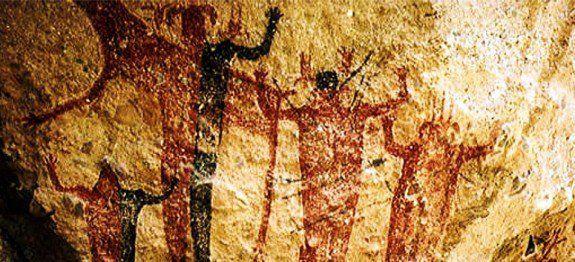 Mágicas pinturas rupestres de la Sierra de San Francisco, en Baja California (FOTOS) « Pijamasurf - Noticias e Información alternativa