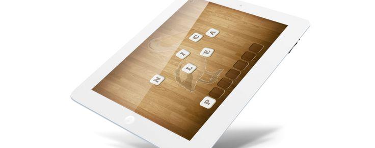 Mon premier jeu de lettres, jeu pédagogique pour les enfants (iPhone, iPad, Mac)