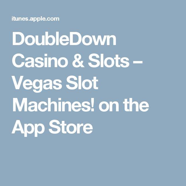DoubleDown Casino & Slots  – Vegas Slot Machines! on the App Store