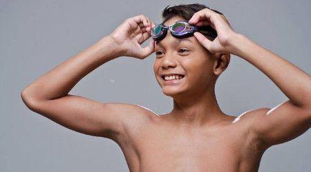Maurice Sacho Ilustre breaks 14-year-old junior swimming record   Pinoy Headline dot Com