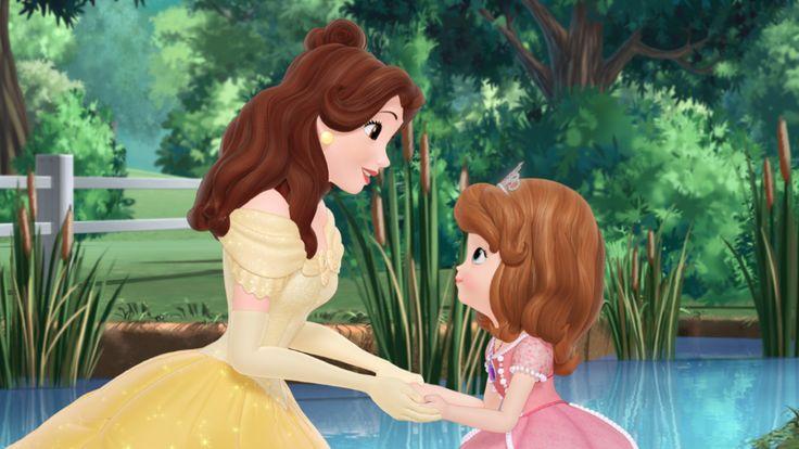 Sofia the First ~ Disney programming