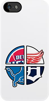Detroit Sports Inclusion of the Red Wings, Lions, Pistons and Tigers -- All Detroit Sports  - Game of Guess Designs -