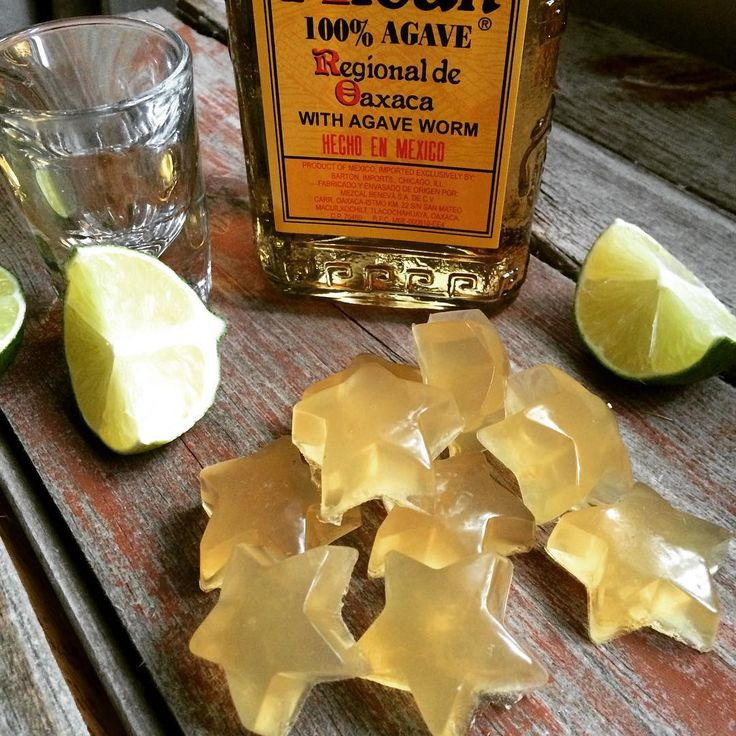 """Tequila Lime Gummies. This Recipe Is My More """"grown-up"""