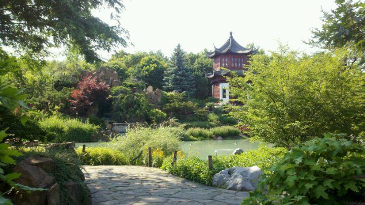 Jardin Botanique de Montréal / Montreal Botanical Garden in Montreal, QC