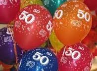 Risultati immagini per 50 anni festa