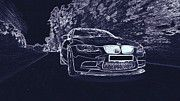 "New artwork for sale! - "" Bmw M3 E92 Gts  by PixBreak Art "" - http://ift.tt/2nHWsX7"