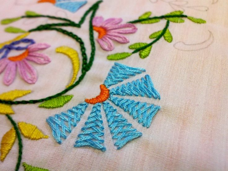 Hand embroidery complete beginners guide part learn