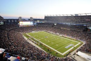 High school and college graduates can win Patriots tickets with a photo and #GradPixForPatsTix