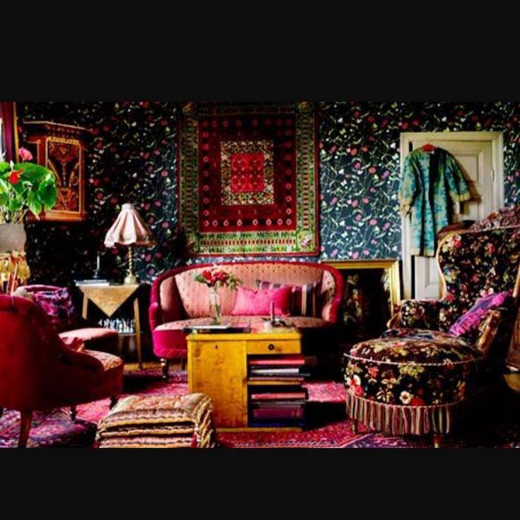 Bohemian Style In Australian Home Decor Ideas: Inspiring Boho Furniture Ideas For 2019
