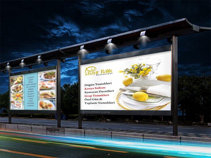 Bayır Balık Restaurant http://grafik15.com/calismalar/bayir-balik-restaurant/
