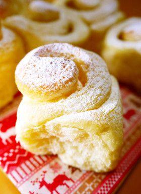 卵と牛乳♪シュガーマーガリン☆ちぎりパン