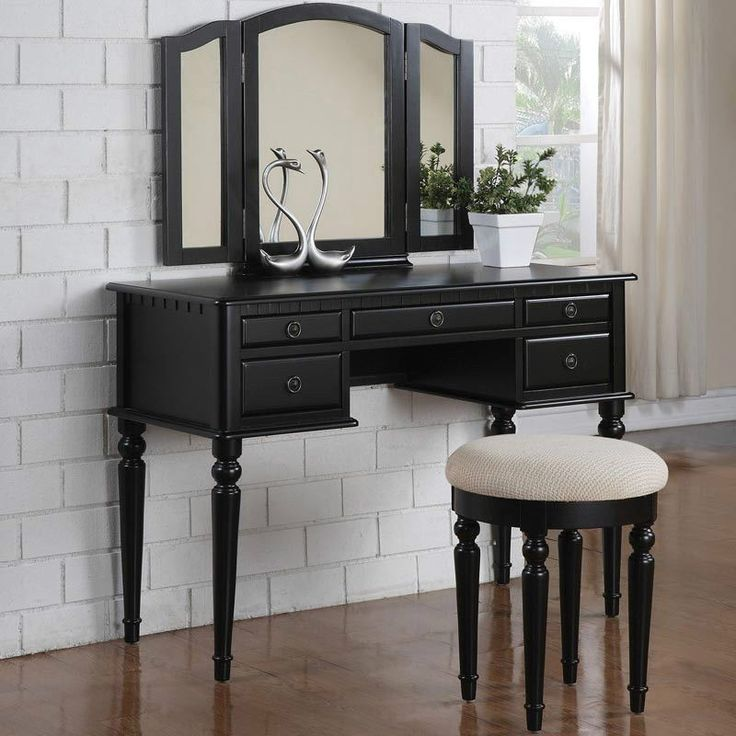 12 Fabulous bedroom vanities with drawers Image Inspirations