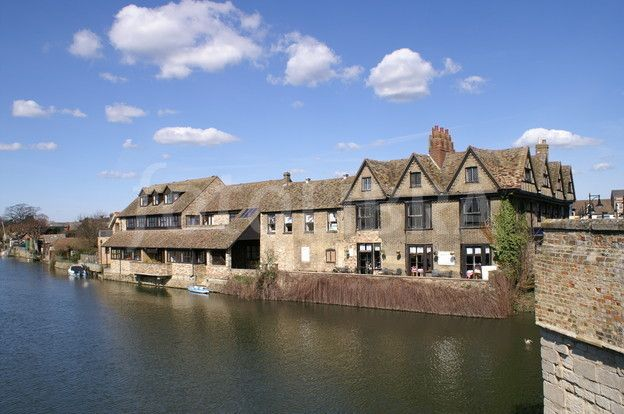 The Dolphin Hotel St Ives Cambridgeshire