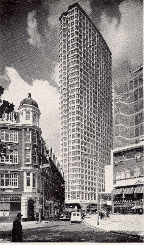 Centre Point, London, 1966 Richard Seifert