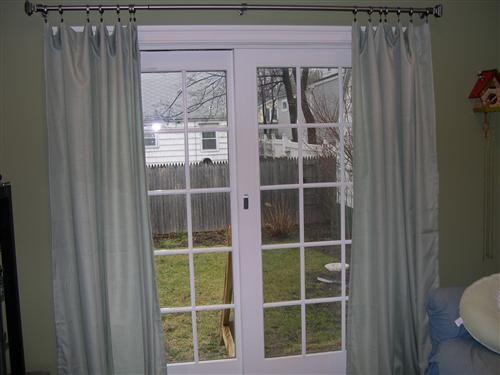 Sliding Glass Door Http Window Treatments For Large