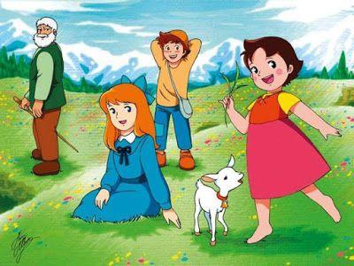HÜLYACA YORUMLAR: Heidi'nin ayağı niye çıplak?