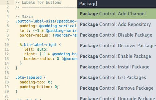 18 Essential Plugins to Get More Out Of Sublime Text - Hongkiat