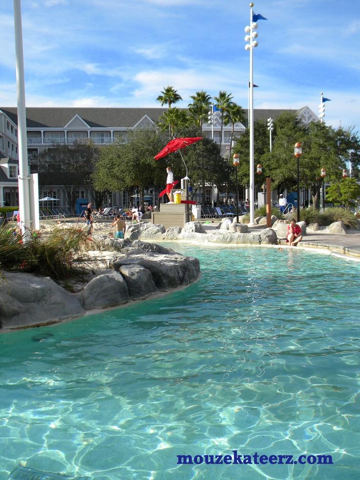 Disneyu0027s Yacht and Beach Clubs Stormalong Bay