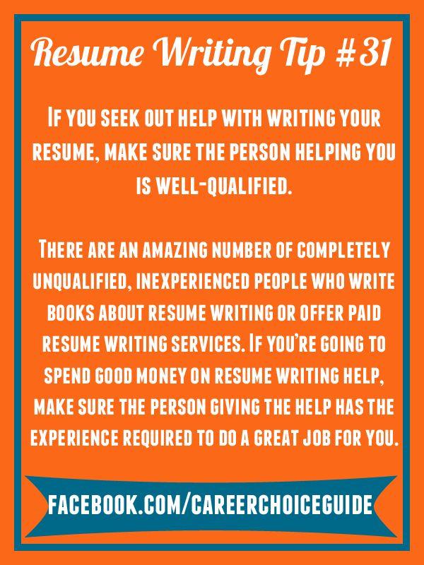 Seek writing job!?