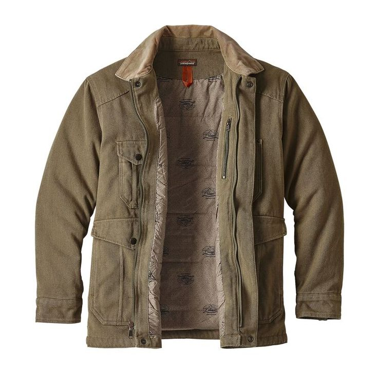 M's Iron Forge Hemp™ Canvas Barn Coat,